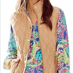 Lilly Quilted Blake Vest